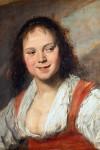 La solitude des peintes – La Bohémienne – Frans Hals