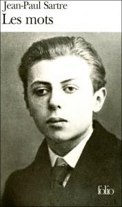 Les mots - Jean-Paul Sartre - EEE dans Les lectures d'Edouard les-mots-177x300
