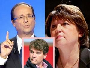 Primaires socialistes, la démocratie pour les nuls dans L'humeur d'Edouard primaires-socialistes-un-deuxieme-tour-hollande-aubry_large1