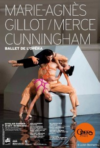 Marie-Agnès Gillot / Merce Cunningham - Opéra National de Paris - E dans Les sorties d'Edouard gillot-204x300