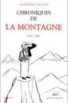 Chroniques de La Montagne – Alexandre Vialatte – EEEE