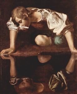 Les clics de Narcisse, du mariage pour tous et d'une chèvre mélancolique dans L'humeur d'Edouard narcisse_le_caravage-247x300
