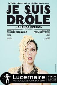 Je suis drôle - Théâtre du Lucernaire - EEE dans Les sorties d'Edouard je-suis-drole