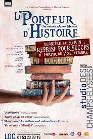 Le Porteur d'Histoire - Studio des Champs Elysées - EEE dans Les sorties d'Edouard le-porteur-dhistoire