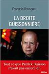 La Droite buissonnière – François Bousquet – EEE